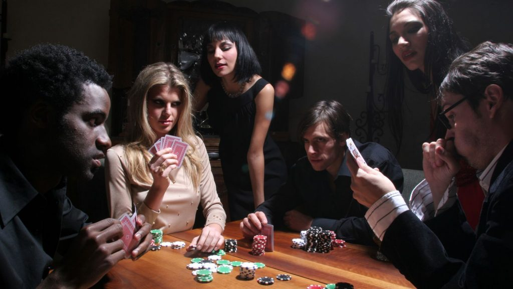 card gambling site